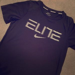Nike Elite dry fit t-shirt boys